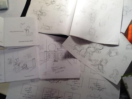 pb-sketches